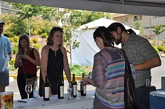 SUBMITTED PHOTO - At Vine & Dine, festival-goers can meet winemakers and try some of the best wines the Northwest has to offer.