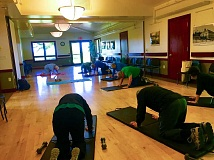 SUBMITTED PHOTO  - The West Linn Adult Community Center offers many classes to help seniors stay fit and healthy.