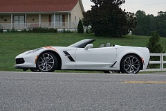 PORTTLAND TRIBUNE: JEFF ZURSCHMEIDE - Despite the changes over the years, you can always tell a Corvette at a glance, and the 2017 Grand Sport edition is no exception.