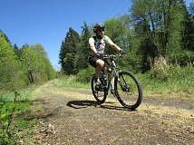 (Image is Clickable Link) SPOTLIGHT FILE PHOTO - The Crown Zellerbach Trail is a recreational trail that runs from Scappoose to Vernonia. Following the first reading to adopt the city's new Transportation System Plan, several people have raised concerns new roads identified in the plan for construction to accommodate growth at the airport would negatively affect the CZ Trail. The city of Scappoose held a public hearing and approved the plan ordinance on first reading at its last meeting, July 18. At the meeting scheduled for Monday, Aug. 1, a second reading of the ordinance and final adoption is expected.