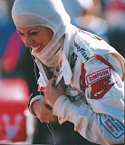 COURTESY LYNN ST. JAMES - Lyn St. James will speak about her Indianapolis 500 racing career and the 100th running of the Indianapolis 500 in Wilsonville on Saturday, Aug.13.