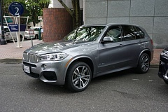 PORTLAND TRIBUNE: JEFF ZURSCHMEIDE  - The 2016 BMW X5 xDrive40e participated in the 2016 Drive Revolution conference in Portland sponsored by the Northwest Automotive Press Asociation, where it was praised as the only electrified vehicle with all-wheel-drive.