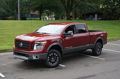 PORTLAND TRIBUNE: JEFF ZURSCHMEIDE - Nissan has upped its game in the full-size truck market with the completely overhauled 2017 Titan XD.
