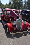 JOHN BREWINGTON - One of the cars on display during the ninth annual St. Helens Elks Cruisin' on Saturday was this beautiful 1934 three-window Ford owned by Roger and Kathy Antonich of Scappoose. Over 150 cars turned out for the annual event held at the local lodge.