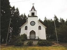 HOLY ROSARY CHURCH - Holy Rosary Church, Scotts Mills