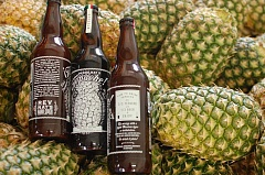 COURTESY PHOTO - Reverend Nat's Hard Cider has a corner on the market for the unique low-alcohol drink tepache, which is made from fermened pineapple and mixed with beer, cider or sparkling wine and, sometimes, infused with crazy flavors.
