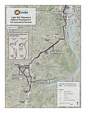 COURTESY OF THE CITY OF TIGARD - As envisioned by the regional government Metro, the Southwest Corridor project would construct a MAX light rail line from downtown Portland as far as Bridgeport Village, serving stops in Southwest Portland and Tigard along the way.