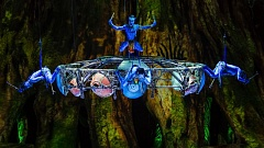 COURTESY: KYM BARRETT/CIRQUE DU SOLEIL - Portland welcomes another Cirque du Soleil production, 'Toruk,' inspired by the movie 'Avatar,' in December at Moda Center.
