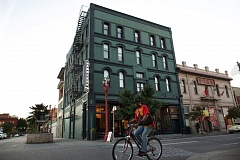 PORTLAND TRIBUNE: JAIME VALDEZ - The Society Hotel is a sign of big changes underway in Chinatown.