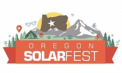 SUBMITTED ILLUSTRATION - The Jefferson County Tourism Group is planning a four-day festival, called the Oregon SolarFest, for the weekend prior to the Aug. 21, 2017, total solar eclipse. The festival will be headquartered at the Jefferson County Fair Complex, but the group will also rent out RV and tent camping space on 300 acres west of the airport.