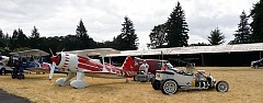 PHOTO CREDIT: ROB RENNER - The Northwest Classic Fly-in & Cruise-in welcomes drivers and aviators of all ages at 7 a.m. on Saturday at the Scappoose Industrial Airpark.