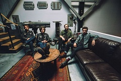 COURTESY: GUS BLACK - The band The Wild Feathers possesses the sound of Crosby, Stills, Nash & Young, the Eagles and Fleetwood Mac, with a little fizz like Oasis and seduction like Coldplay.