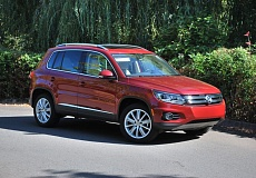 PORTLAND TRIBUNE: JEFF ZURSCHMEIDE - The 2016 VW Tiguan the compact crossover that has been flying under the radar, but offers all of the features valued in the Pacific Northwest.