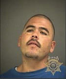 Jesus Recio, in a Washington County Jail booking photo.