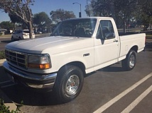 CLACKAMAS COUNTY SHERIFF'S OFFICE - The suspect vehicle is similar to this 1996 Ford F-150 pickup truck.