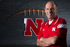 COURTESY: UNIVERSITY OF NEBRASKA - Mike Riley gets another crack at the Oregon Ducks on Saturday, this time on his home turf as coach of the Nebraska Cornhuskers.
