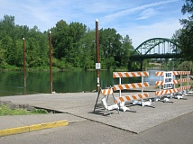 Clackamette Park boat ramp open house is set for Sept. 15 at Oregon City's City Hall.