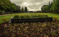 OUTLOOK PHOTO - Mt. Hood Community College
