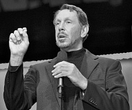 COURTESY PHOTO: WIKIPEDIA/ORACLE - Executive Chairman and Chief Technology Officer Larry Ellison co-founded Oracle, a software company that Oregon will be even more enmeshed with after a legal settlement over the failed Cover Oregon.