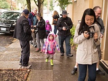 PHOTO COURTESY OF LEVI SIM PHOTOGRAPHY - Lake Oswego photographer Levi Sim offers captured this image during a recent Worldwide Photowalk event.