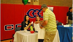 CCC - Clackamas Community College Job Fair offers opportunities and information in a wide variety of fields.