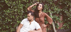 COURTESY PHOTO - Husband-wife duo Johnnyswim, with Abner Ramirez and Amanda Sudano, will float into the Wonder Ballroom Oct. 15.