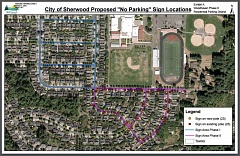 COURTESY CITY OF SHERWOOD - The Sherwood City Council created the  second phase of a parking district in the Woodhaven subdivision on Oct. 4.