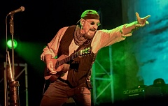 COURTESY: NICK HARRISON - Ian Anderson says a publicist gave Jethro Tull its band name. 'I didn't know until a couple weeks later that he'd name us after a dead guy,' he says. Anderson's rock opera, 'Jethro Tull,' stages at Keller Auditorium, Oct. 27.