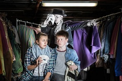 COURTESY: OWEN CAREY/OCT - The Oregon Children's Theatre season starts with 'Goosebumps the Musical: Phantom of the Auditorium.'