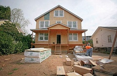 PORTLAND TRIBUNE FILE PHOTO - New home construction is not keep pace with the demand in Portland and the rest of the country.