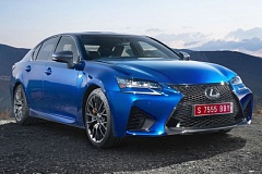 TOYOTA MOTOR SALES USA, INC. - The 2016 Lexus GS-F is a boldly styled competitor in the badged sport sedan field.