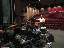 SUBMITTED PHOTO - Veteran drama director Jeff Hall was recently inducted into the Educational Theatre Association's Hall of Fame, Jesuit announced Tuesday.