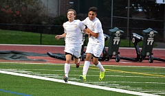TIMES FILE PHOTO - The Jesuit boys soccer team lost 3-2 to Lakeridge in the 6A semis on Tuesday.