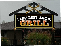 SUBMITTED PHOTO - The former Bear Creek Bistro in Molalla is undergoing remodeling before a Janurary grand opening as the Lumber Jack Grill