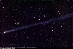 CONTRIBUTED PHOTO - Comet 45P/Honda-Mrkos-PajduÅáková is expected to make a close approach to earth in February.