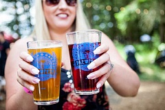 COURTESY OREGON GARDEN - Enjoy a pint, listen to live music, chow down and bring the family to Silverton for the Oregon Garden Brewfest on Father's Day weekend.