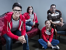 COURTESY: KATE SZROM - 'Fun Home,' a play based on Alison Bechdel's memoir about growing up, opens Portland Center Stage's 30th season, Sept. 22-Oct. 22.
