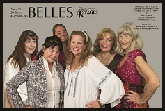 COURTESY PHOTO - BELLES, a comedy that tells the story of six southern sisters, will premiere at HART Theatre in Hillsboro Oct. 13-15.