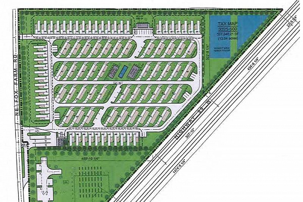 County planners approve site design for RV park in Dundee