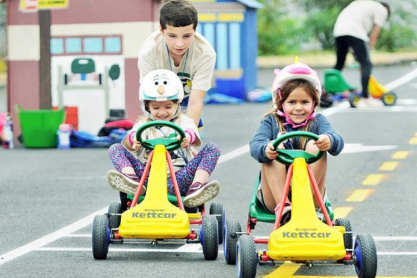 Safety Town teaches kids key lesson
