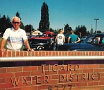 Bob Santee, former Tigard Water District administrator who…