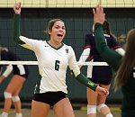 West Linn volleyball reloads, takes aim at another TRL title
