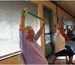 Older adults stay fit at Canby Adult Center