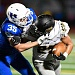 Hillsboro Spartans football gets it in gear vs. St. Helens Lions