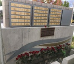 Washington County rededicates memorial wall for employees