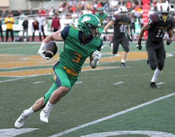 West Linn gets right in week two, routs McNary 49-14