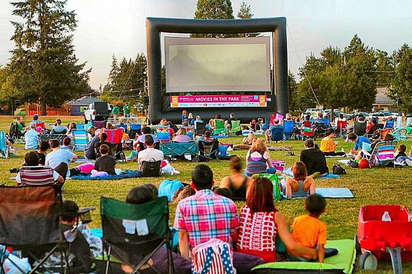 Brentwood-Darlington fears latest 'Movie in the Park' may be their last