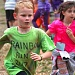 Welches preps for Rainbow Run