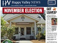 Happy Valley News - October 2019