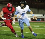 Lakeridge bounces back big, dumps Oregon City 37-10